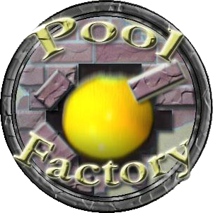 Logo der Pool Factory Roth